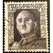 ESPAÑA 1946  General Franco